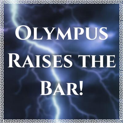 Olympus Raises the Bar!